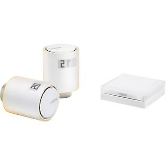 Netatmo Wireless thermostat head kit