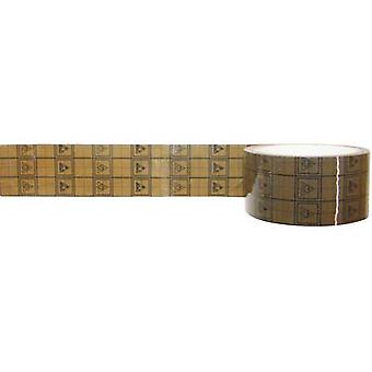 ESD tape 1 Rolls Black (L x W) 33 m x 50 mm BJZ C-