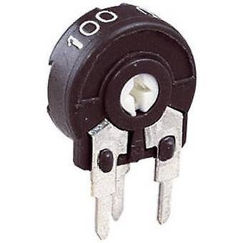 Piher PT 10 LH 1K Miniature Trimming Potentiometer, Vertical 1 kΩ