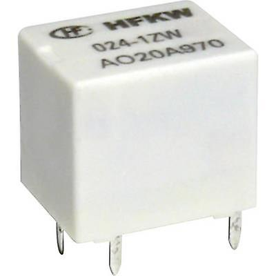 Automotive relay 12 Vdc 10 A 1 change-over Hongfa