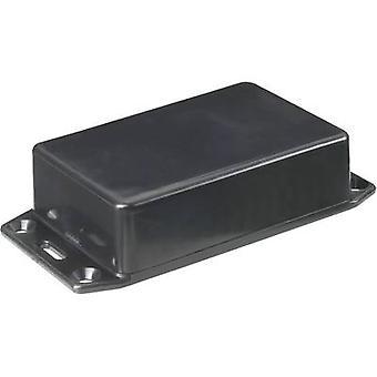 Hammond Electronics 1591LFLBK EU casing 85 x 56 x 39 Acrylonitrile butadiene styrene Black 1 pc(s)