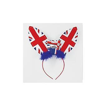 Union Jack Wear Union Jack Bunny Ears
