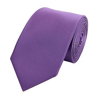 Tie tie tie tie wide 6cm purple uni Fabio Farini