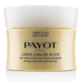 Payot Body elixer Crme sublieme Elixir verstevigende verzorging met kostbare olie - 200ml/6,7 oz