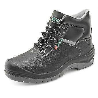 Click Dual Density Site Safety Boot Boot Black. S3 Src - Cf11Bl