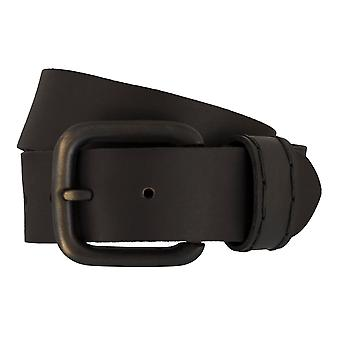Timberland belts men's belts leather belt of jeans black 7435