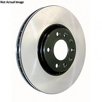 NEW CENTRIC 120.61044CRY Premium Brake Rotor with E-Coating