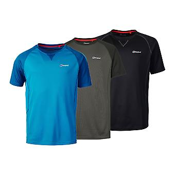Berghaus Mens Tech 2.0 Short Sleeve Top