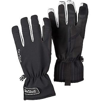 DexShell 超天気ユニセックス防水屋外熱手袋 - ブラック