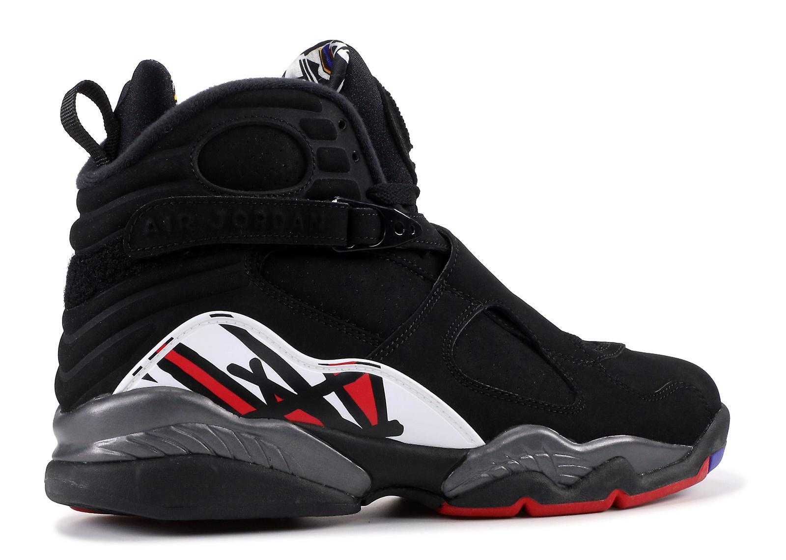 da4fca75b815 Air Jordan 8 Retro  Playoffs 2013 Release  - 305381-061 - Shoes