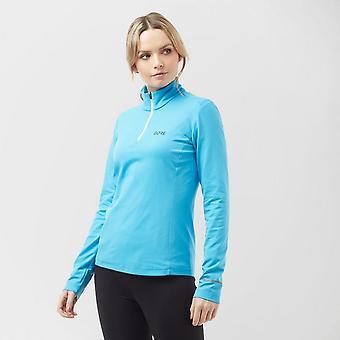 Gore Women's R3 Long Sleeve ¼ Zip Shirt