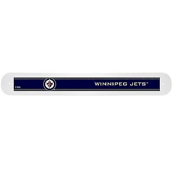 Winnipeg Jets NHL viaggio spazzolino caso