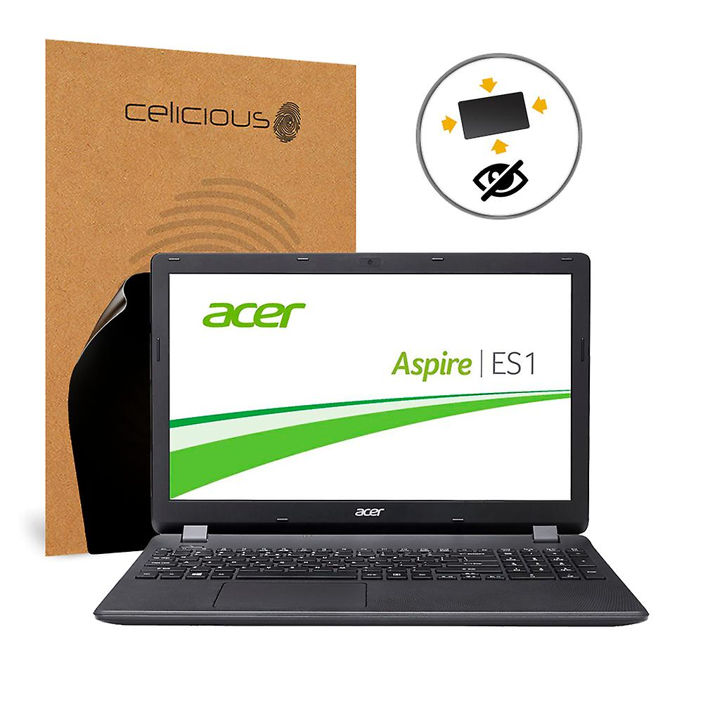 Celicious Privacy Plus 4-Way Anti-Spy Filter Screen Prougeector Film Compatible with Acer Aspire ES1-571