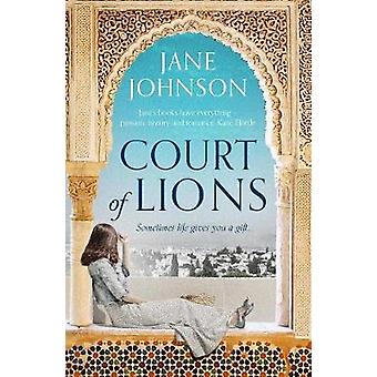 Court of Lions by Jane Johnson - 9781786694355 Book