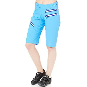 100 Prozent blau Airmatic 2 Womens MTB Shorts