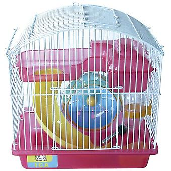 Ica Play Garden Metallic Straight Grd (Small pets , Cages and Parks)