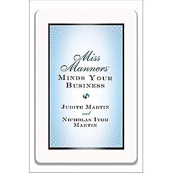 Miss Manners umysły Twojej firmy