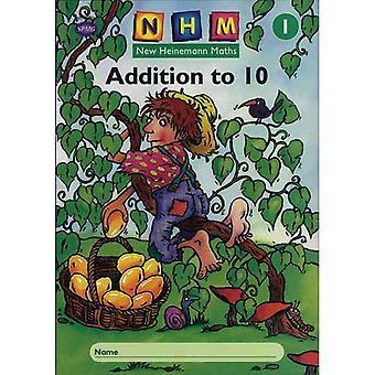 New Heinemann Maths Year 1, Activity Book Omnibus Pack