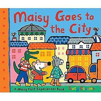Maisy vai para a cidade (Maisy livros)