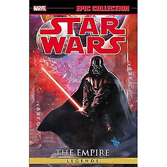 Star Wars Epic Collection: The Empire Volume 2 (Epic Collection: Star Wars)