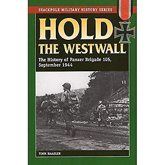 De Westwall te houden: de geschiedenis van de Panzer Brigade 105, September 1944