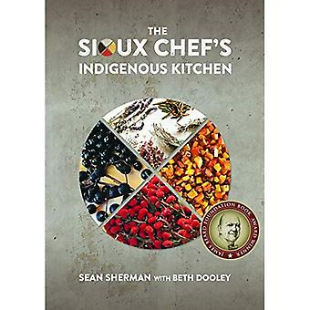 Die Sioux Koch einheimische Küche