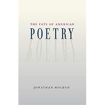 The Fate of American Poetry