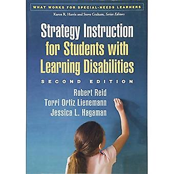 Strategy Instruction for Students with Learning Disabilities (What Works for Special-needs Learners)