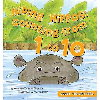 Hiding Hippos: Counting from 1 to 10 (Count the Critters)