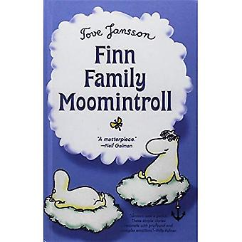 Finn familia Moomintroll (Moomintrolls)