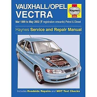 Vauxhall/Opel Vectra Petrol & Diesel