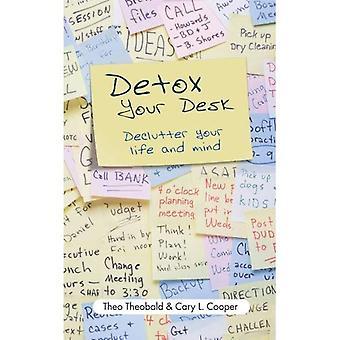 Detox ditt skrivbord: Declutter ditt liv och sinne