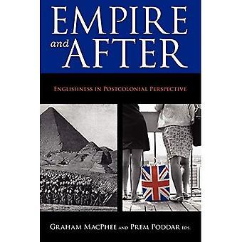 Reich und nachher: Englishness in postkolonialer Perspektive