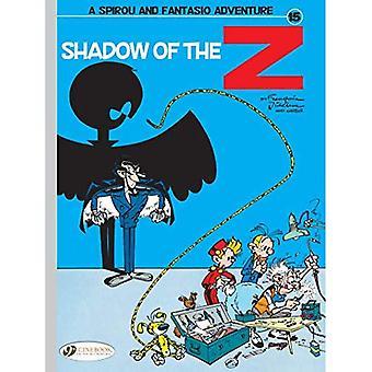 Spirou & Fantasio Vol. 15: � Shadow of The Z