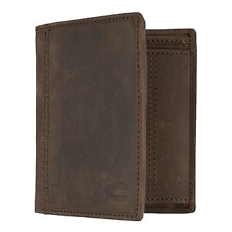Camel active mens wallet portefeuille sac à main avec protection puce RFID Brown 7328