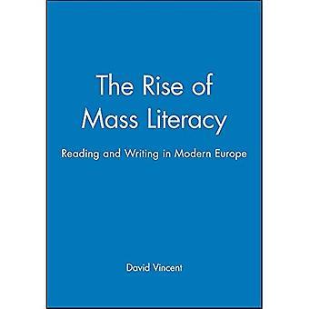 Wzrost masy umiejętności: czytanie i pisanie w nowożytnej Europie