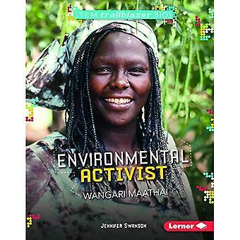 Attivista ambientale Wangari Maathai (staminali Trailblazer Bios)