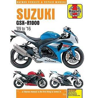 Suzuki GSX-R1000 ('09 To '16)