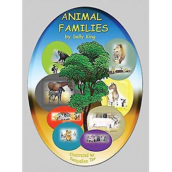 Familles d'animaux: Lecture dans la rime
