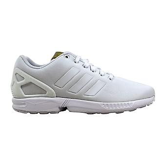 Adidas ZX Flux W blanc/or gris BY9216 féminin