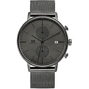 Датский дизайн часы хронограф IQ64Q975 - 3314442