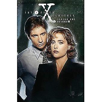 Classiques de X-Files: Saison 1 Volume 2 (classiques de X-Files saison un Hc)
