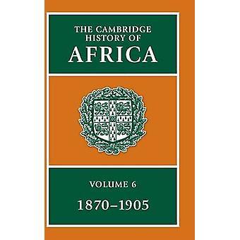 オリバー ・ ローランドによるアフリカのケンブリッジの歴史
