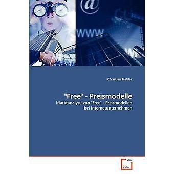 Free  Preismodelle by Halder & Christian