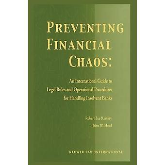 Finanz-Chaos ein internationaler Führer gesetzlichen Vorschriften von Ramsey & Robert Lee zu verhindern