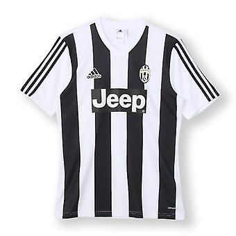 2015-2016 Juventus Adidas Home Supporters Replica Shirt