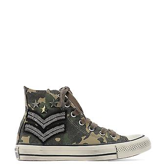 Converse Camouflage Cotton Hi Top Sneakers