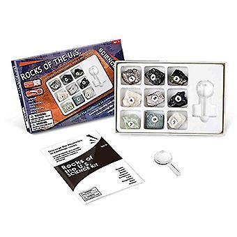 Fun skały Science Kit - skały z USA