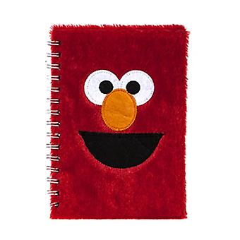 Sesame Street Elmo Plush A5 Notebook