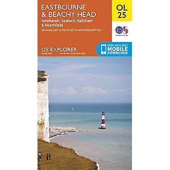 Eastbourne & Beachy Head-Newhaven-Seaford-Hailsham & Heathfield